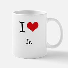 I Love Jr. Mug