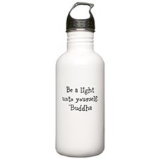 Cute Religion to yourself Water Bottle