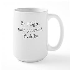 Be a light. Mugs