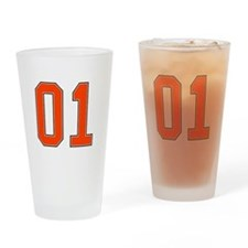 01 General Lee Dukes of Hazzard Car number Drinkin