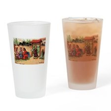 Tea Ceremony Drinking Glass