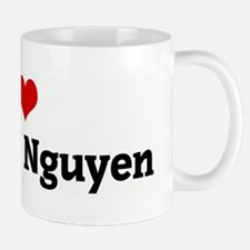 I Love Anthony Nguyen Mug