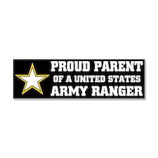Funny Army dad Car Magnet 10 x 3