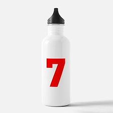 lucky seven Water Bottle