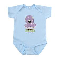 Cute Kraken Infant Bodysuit