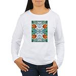Tigerlily Reflection Women's Long Sleeve T-Shirt