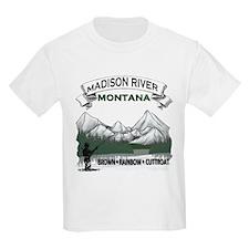 Madison River Fishing T-Shirt