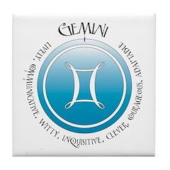 Gemini Tile Coaster