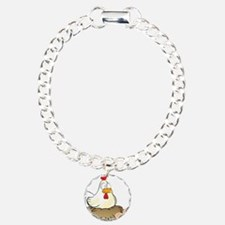 Chicken and Eggs Bracelet