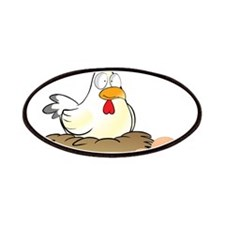 Chicken and Eggs Patches