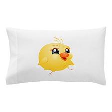 Cartoon Baby Chick Pillow Case