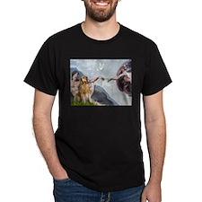 5.5x7.5-Creation-Golden3.png T-Shirt