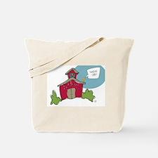 Teachers Care Tote Bag