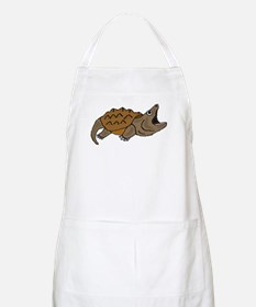 Funky Snapping Turtle Apron