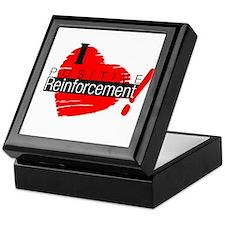 I love Positive Reinforcement Keepsake Box