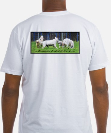 Bulldog Football  Shirt