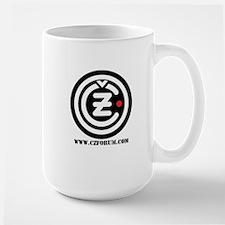 CZ Forum Logo Mug Large