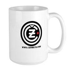 CZ Forum Logo Mug Mug