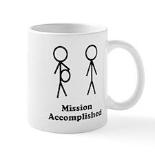 Mission Accomplished Small Mug