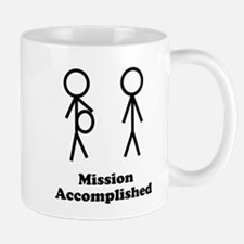 Mission Accomplished Small Small Mug
