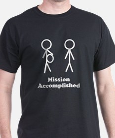 Mission Accomplished T-Shirt