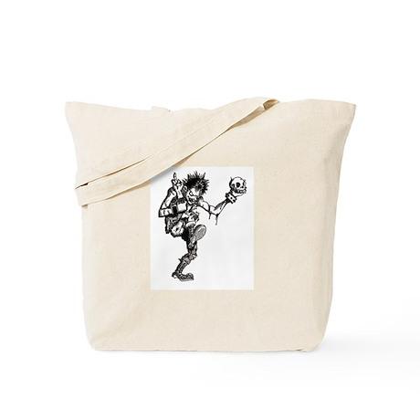 Apocalyptic logos Tote Bag
