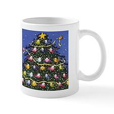 Cynthia Bainton DUAL Design Christmas Season Mug