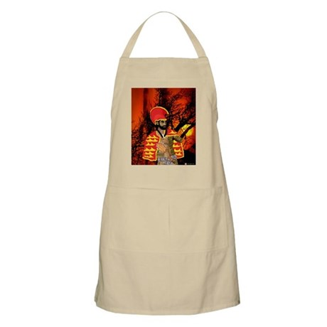 BBQ Apron, One-armed Ali'i of Kona