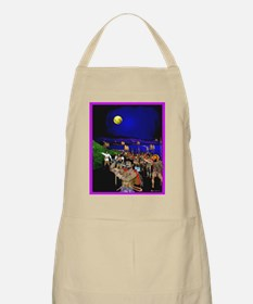 BBQ Apron, Midnight Invaders