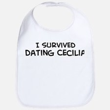 Survived Dating Cecilia Bib