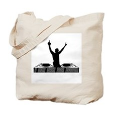 Feel the crowd Tote Bag