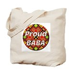 Proud BABA Tote Bag
