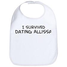Survived Dating Allissa Bib