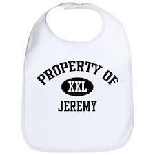 Property of Jeremy Bib