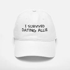 Survived Dating Allie Baseball Baseball Cap