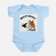 Agility Rocks Infant Bodysuit