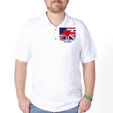 Married to a Brit! T-Shirt