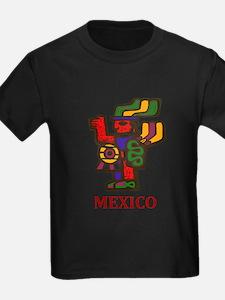 Vintage Mexican Aztec Travel T-Shirt