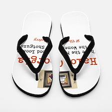 Halo, Georgia Flip Flops