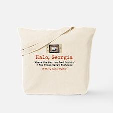 Halo, Georgia Tote Bag