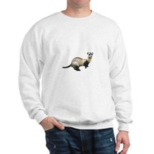 Black Footed Ferret Sweatshirt