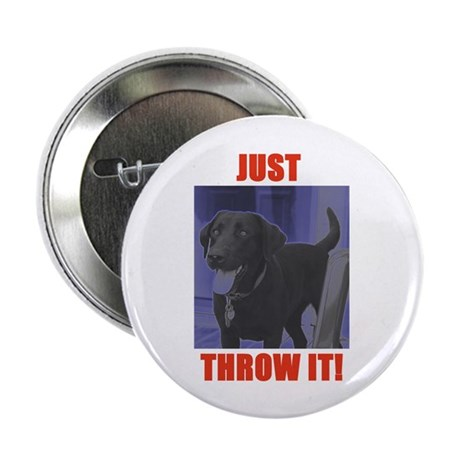 """Just Throw It 2.25"""" Button (10 pack)"""