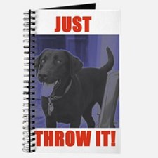 Just Throw It Journal