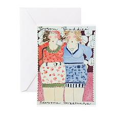 bosombuddies seasons greetings cards
