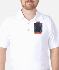 Just Throw It T-Shirt