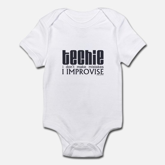 Techie Improvise Infant Bodysuit
