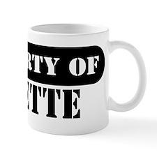 Property of Suzette Mug