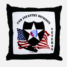 2nd Infantry Division aka Indian Head Division Thr