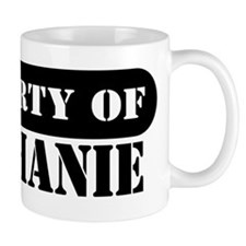 Property of Stephanie Mug