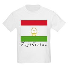 Tajikistan Kids T-Shirt